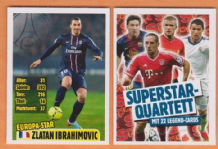 Paris St Germain Zlatan Ibrahimovich Sweden